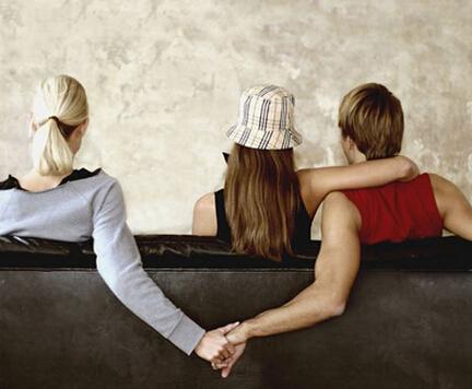 王愈诗道长谈和合术之第三者的分类及对家庭的影响